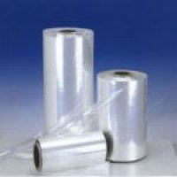 """22"""" Wide roll of PVC Centerfold Film"""